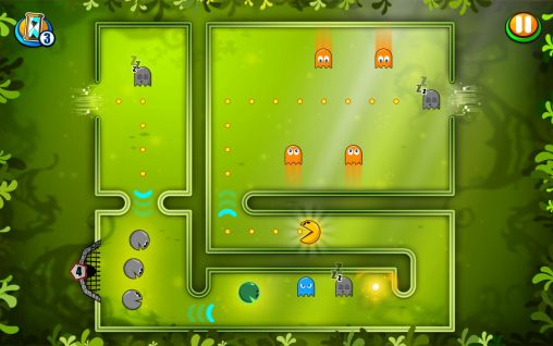 Pac-Man friends captura de pantalla 1