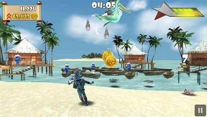 Ninja-Durcheinander für iPhone