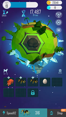 Animal planet: Evolution для Android