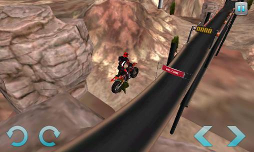 Bike racing скриншот 1