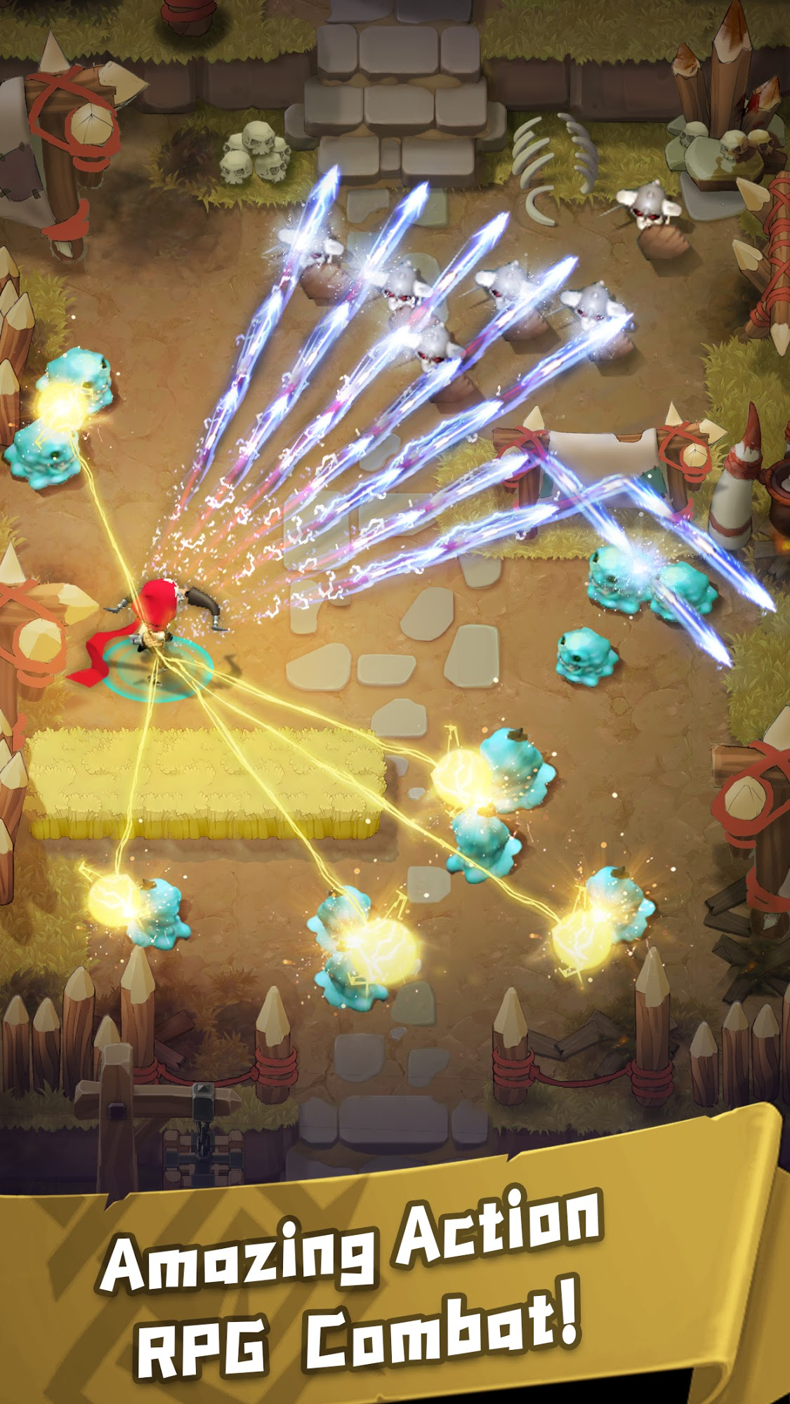 Path of Immortals für Android