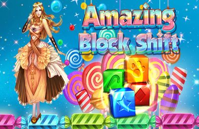 logo Amazing Block Shift