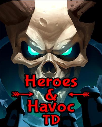Heroes and havoc TD: Tower defense Screenshot