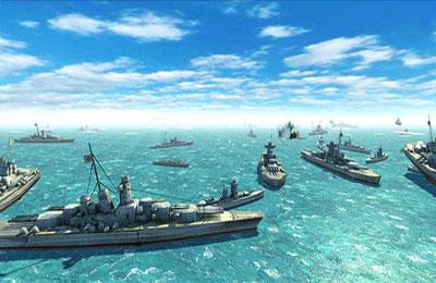 Krieg der Schlachtschiffe für iPhone