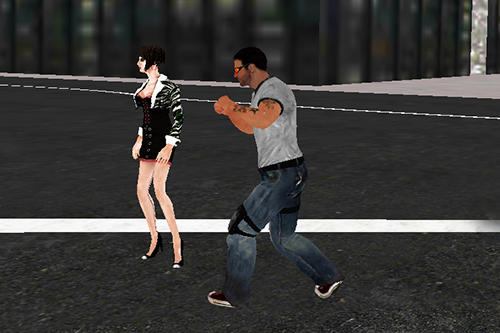 Crime of clash gangsters 3D Screenshot