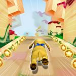 Paw runner: Puppy icono