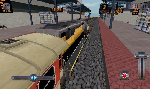 Trains simulator: Subway captura de pantalla 1