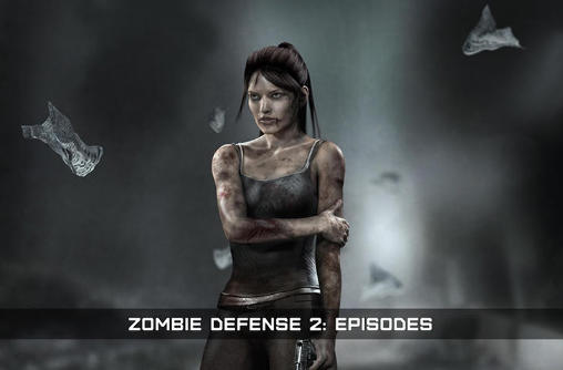 Zombie defense 2: Episodes captura de tela 1