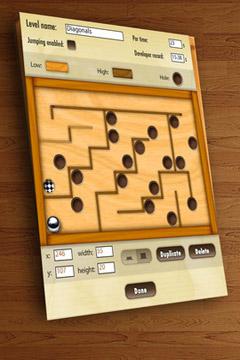 アーケード: 電話に 木造迷宮 3Dをダウンロード