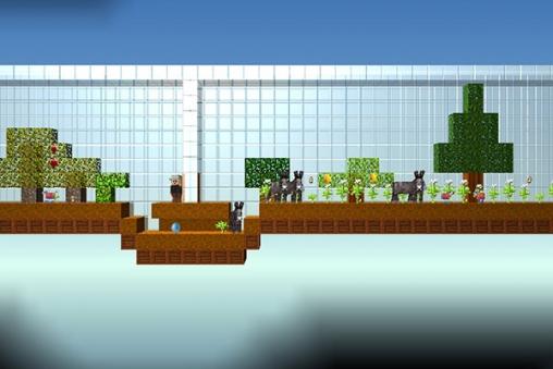 iPhone用ゲーム ブロックヘッズ のスクリーンショット