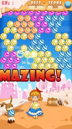 Bubble candy Screenshot