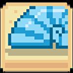 Beach hero RPG icon