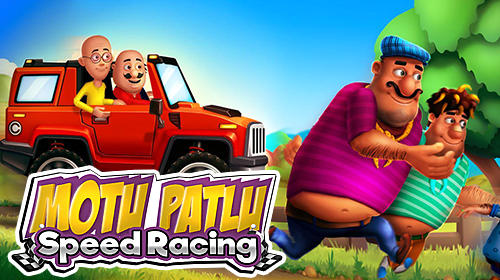 Motu Patlu speed racing скріншот 1