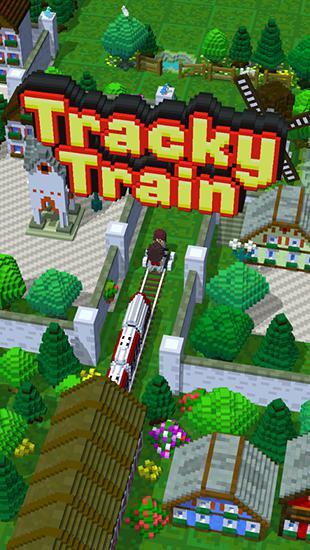 Tracky train скріншот 1