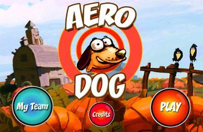 logo fliegender Hund