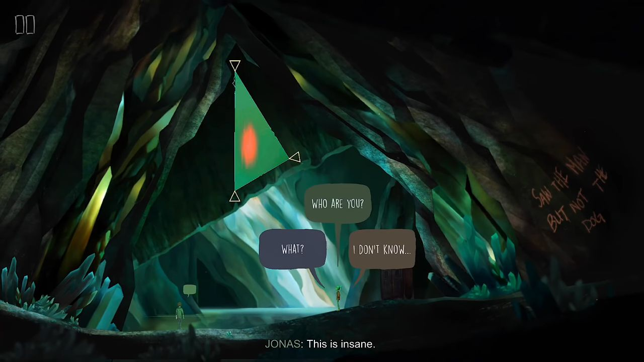 OXENFREE capture d'écran 1