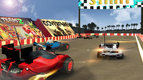Xtreme racing 2: Speed car GT pour Android