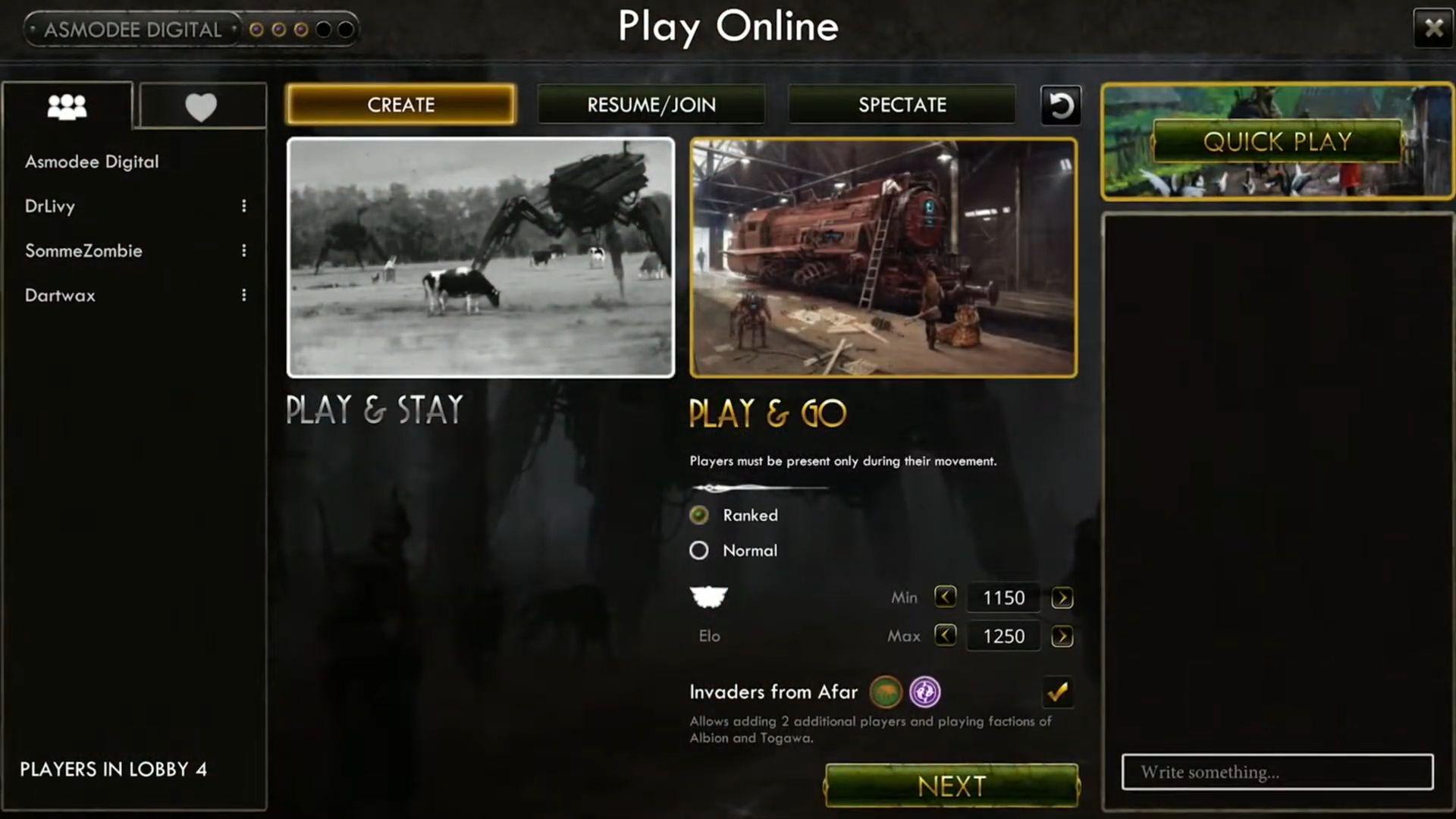 Scythe: Digital Edition screenshot 1
