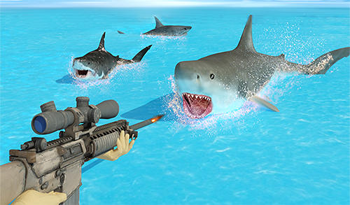 Shark hunting 3D: Deep dive 2 für Android