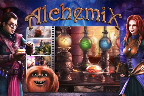logo Alchemix