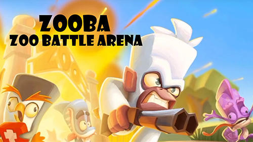 Скриншот Zooba: Zoo battle arena на андроид