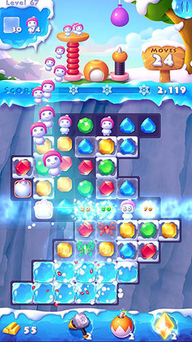 Ice crush 2: Winter surprise скриншот 4
