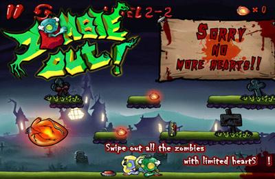 Zombies sind da für iPhone