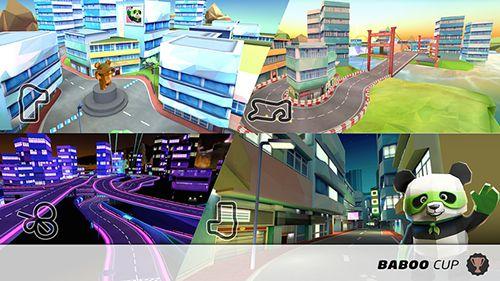 Kart König 3D: Lustiges Rennen für iPhone