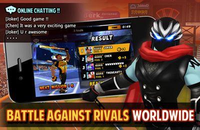 Screenshot Baseball Schlacht 2 auf dem iPhone