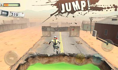 Zombies Don't Run скриншот 2