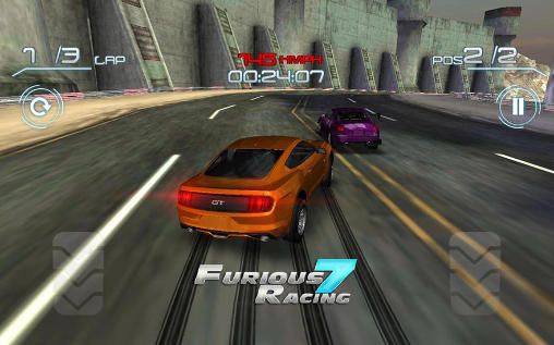 Furious racing 7: Abu-Dhabi für Android