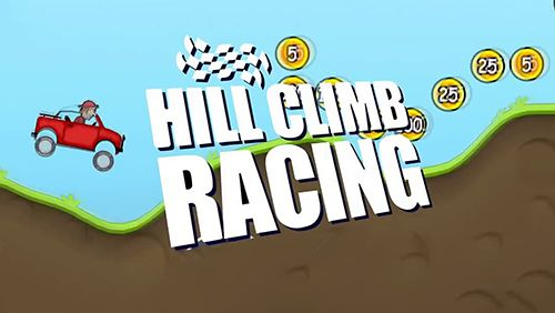 Hill climb racing for iPhone