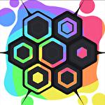 Hexa blast: Block puzzle Symbol