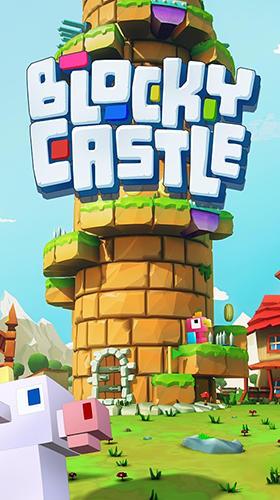 Blocky castle Screenshot