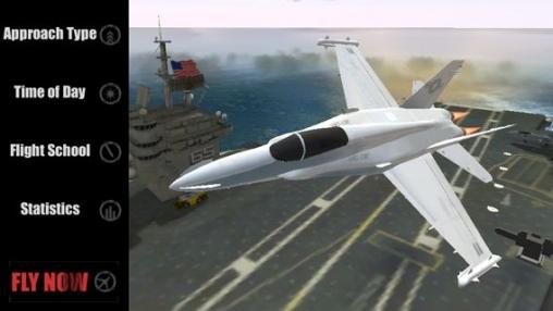 Симуляторы: F18 Pilot Simulator на телефон iOS