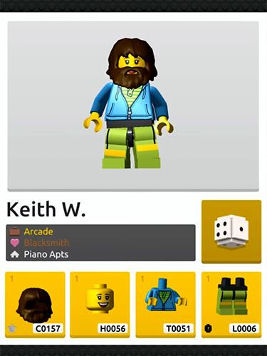 Arcade LEGO tower für das Smartphone