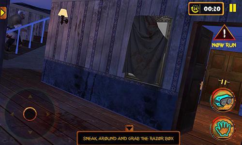 Stealth-Spiele Scary butcher 3D auf Deutsch