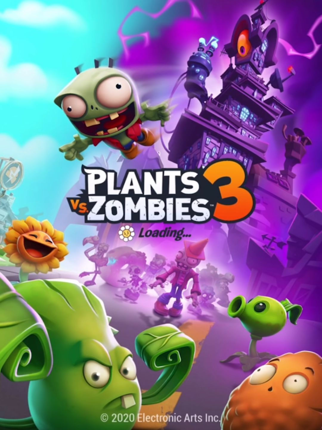 Plants vs. Zombies™ 3 capture d'écran 1