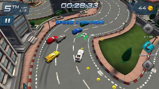 LEGO Speed champions screenshot 1