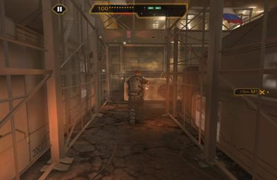 Juegos de disparos Deus Ex: La caída