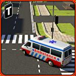 Иконка Ambulance: Doctor simulator 3D