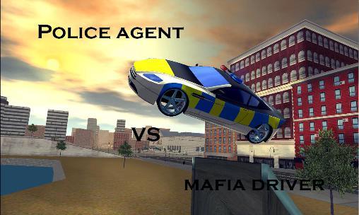 Police agent vs mafia driver Screenshot