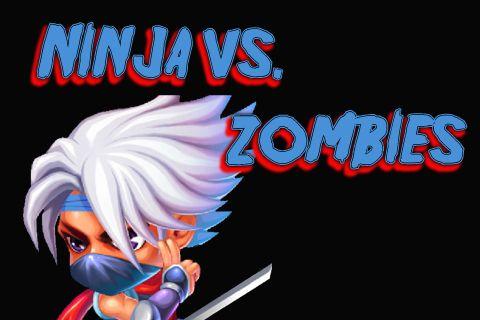 logo Ninja contra zombies