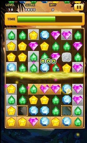Jewel quest saga für Android