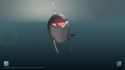 Ich bin Delfin für iPhone