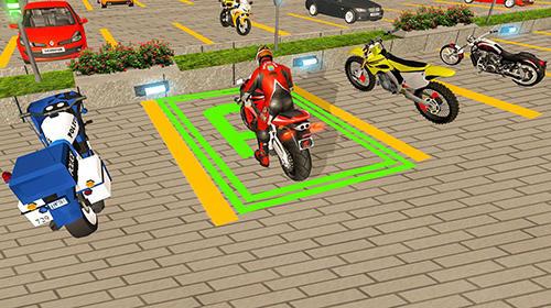 Bike parking adventure 3D для Android