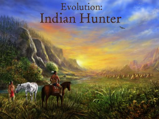 Evolution: Indian hunter Symbol