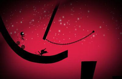 Arcade-Spiele: Lade Stick Stunt Biker 2 auf dein Handy herunter