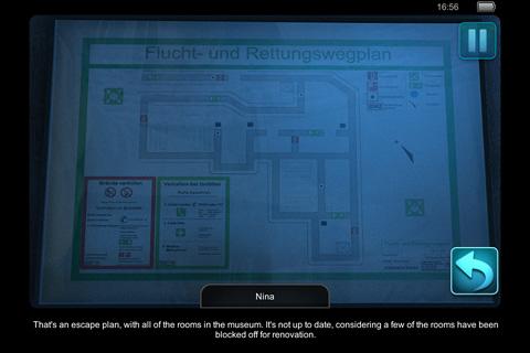 Geheime Akten: Tunguska für iPhone