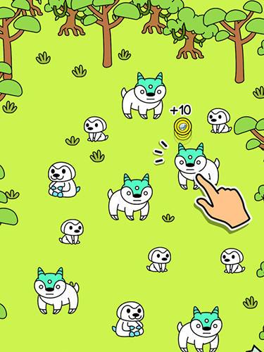 Zeitkiller Sloth evolution: Tap and evolve clicker game auf Deutsch